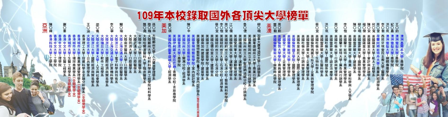 【新版】109年本校錄取國外各頂尖大學榜單[亞洲.美加.英澳][網路輪播]1080815.jpg